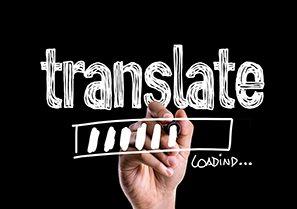 Translate loading